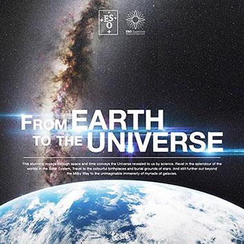 Séance De Planétarium De La Terre à L'univers 2 Août 14h